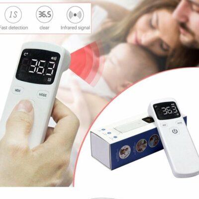 Koortsthermometer | Infrarood Thermometer | Voorhoofd Thermometer | Digitaal
