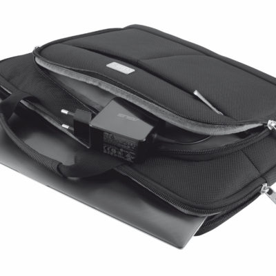 "SYDNEY SLIM BAG FOR 14"" LAPTOPS - BLACK"