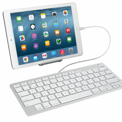 Trust Multimedia keyboard for iPad & iPhone