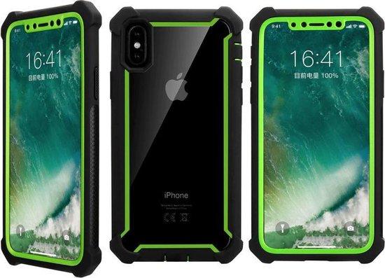 Schokbestendig Bumpercase Iphone 11Pro