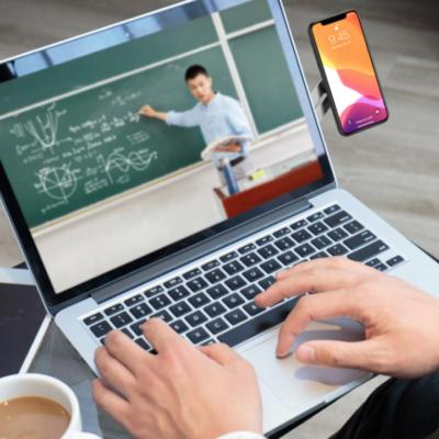 Multifunctionele Telefoon Houder Laptop Multi Screen Ondersteuning Laptop - ideaal om handsfree te bellen!
