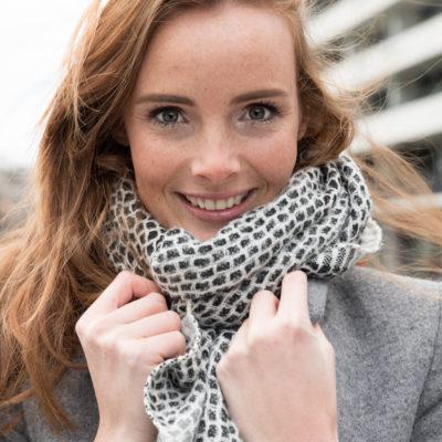 sjaals to keep you warm!