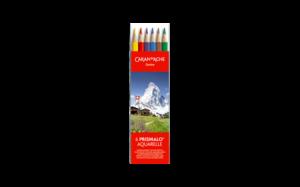 PRISMALO kleurpotloden 6 stuks in handig doosje