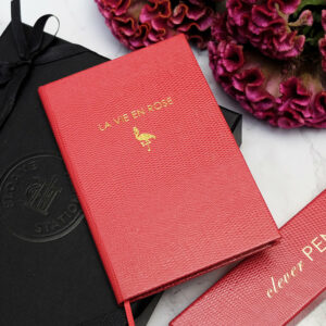 la vie en rose notitieboek